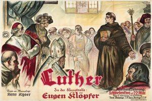 """Filmabend: """"Luther"""" (1927/28) – Stummfilm mit Pianobegleitung"""
