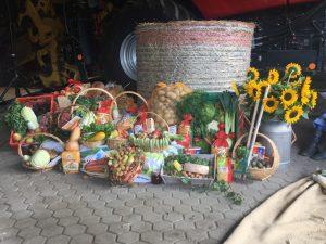 Erntedankfest auf dem Malanggahof