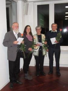 Kirchenchor: Vier Neue herzlich empfangen