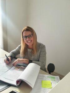 Vorstellung neue Sekretärin – Petra Eugster